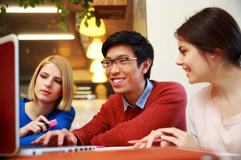 Study groups can help you get all A's